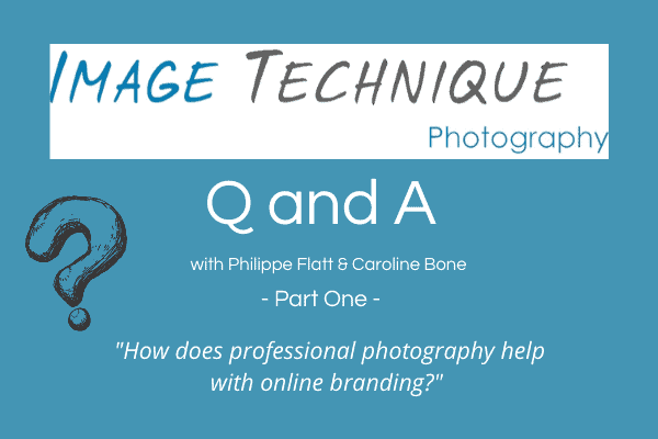 Interview with Image Technique Photography – Part I