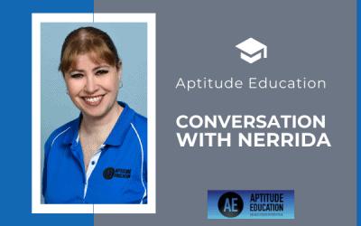 Nerrida Debeck Aptitude Education