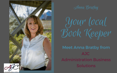 Anna Bratby AJC Administration Business Solutions