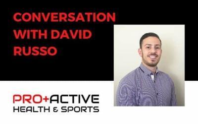 David Russo Pro+Active Health & Sports