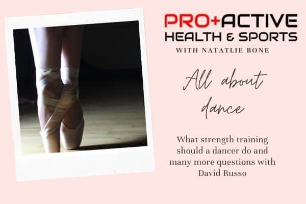 Strength Training and Ballet