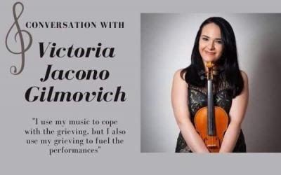 Conversation with Victoria Jacono Gilmovich